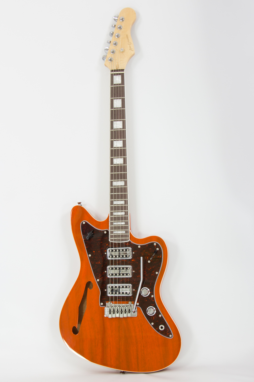 Alan Entwistle Guitar
